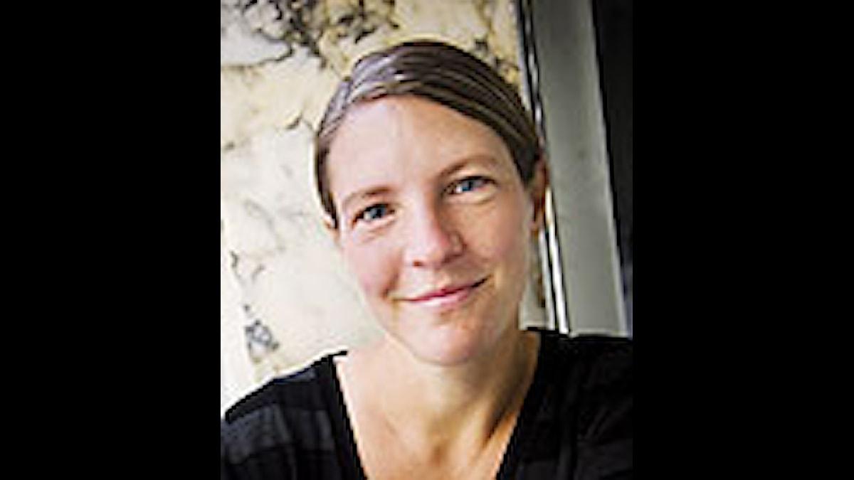 Sara Stenholm. Foto: SR