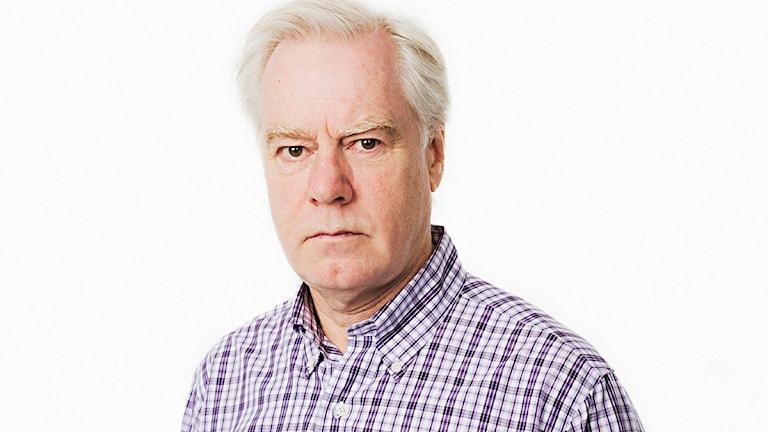 Olle Hägg. Foto: Mattias Ahlm/Sveriges Radio.