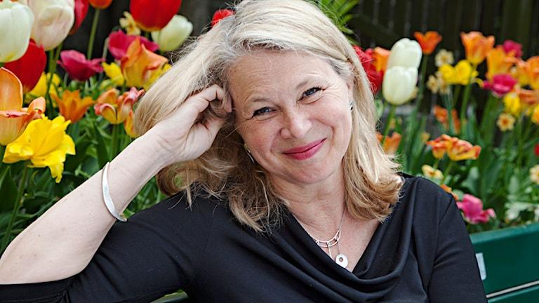 Helena von Zweigbergk. Foto: Micke Grönberg/Sveriges Radio.