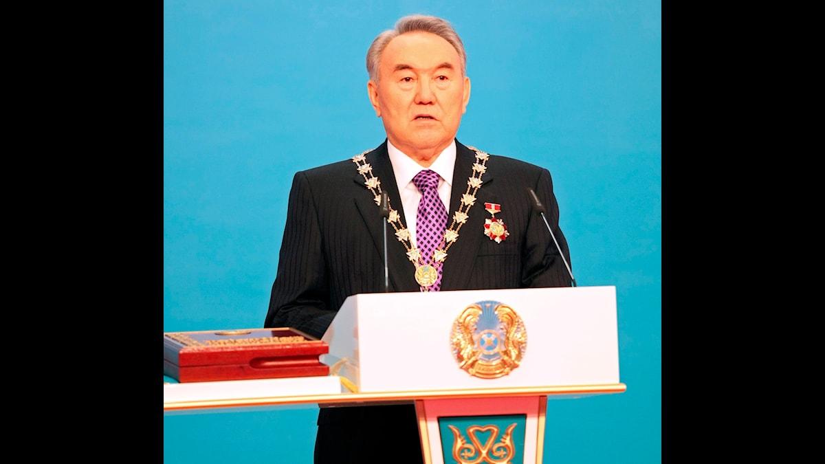 Nursultan Nazerbajev