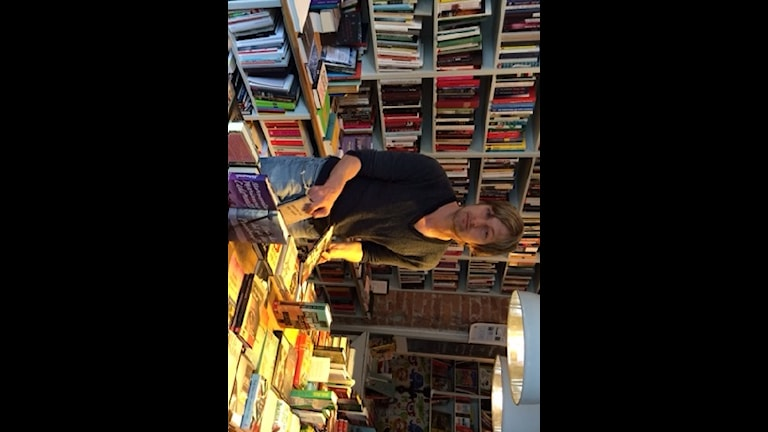 Oskar Söderlind Aspuddens bokhandel