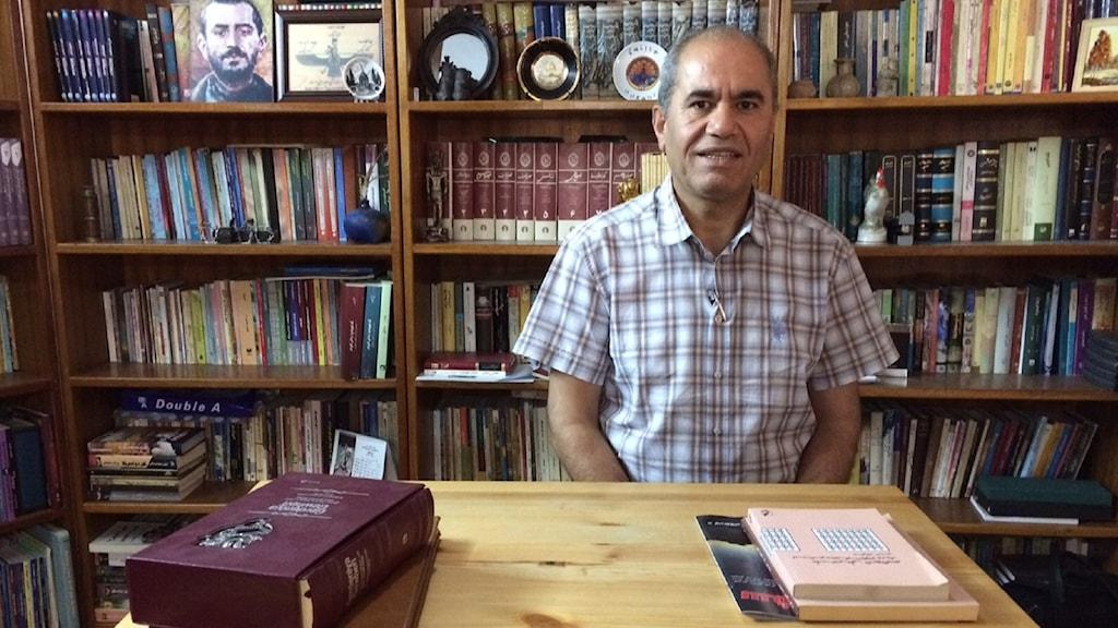 Ali Awni, Litteraturvetare, Peshmerga och del av ledarskiktet i partiet KDP