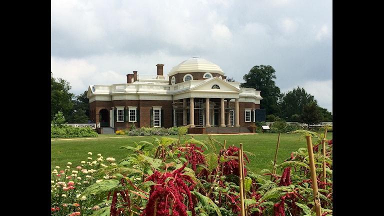 Montecello, Virginia, USA Foto: Ci Holmgren/SR