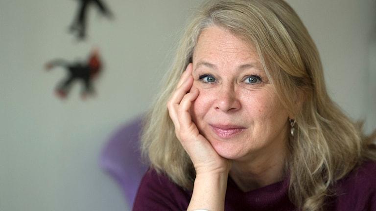 Helena von Zweigbergk. Foto: Leif R Jansson/TT