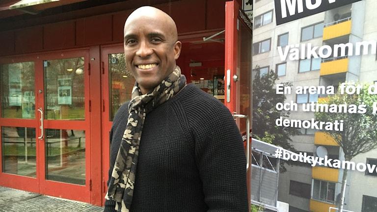 Jean-Marc Mougeot Foto: Ülkü Holago/Sveriges Radio