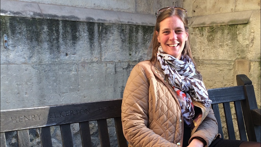 Dr Tamara Russell har skrivit boken Mindfulness in Motion. Foto: Nathalie Rothschild