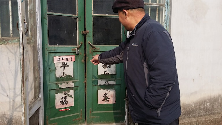 Nevs grundare Kai Johan Jiang växte upp i en stuga i Ju'nan. Foto: Hanna Sahlberg
