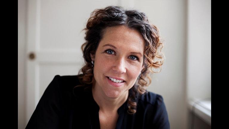 """författaren till boken """"Den där jävla döden"""". Foto:Sofia Runarsdotter"""