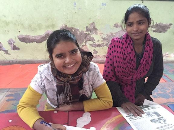 Jyoti är tidningen Balaknamas nya redaktör som tar över efter 18-åriga Chandni.