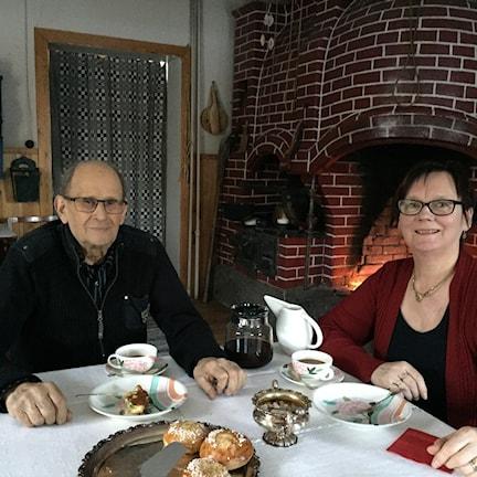 Heikki och Liisa Tiitu