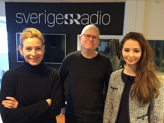 Karin Pettersson, Aftonbladet, Per Wirtén, Dagens Arena och Alice Teodorescu, Göteborgsposten.