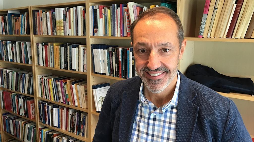 Göran Sundström, professor i statsvetenskap vid Stockholms universitet
