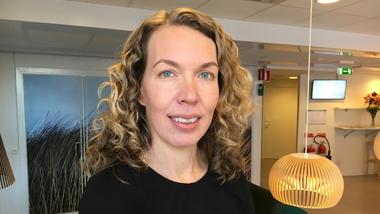 Åsa Thomasson, policysamordnare hos CONCORD Sverige