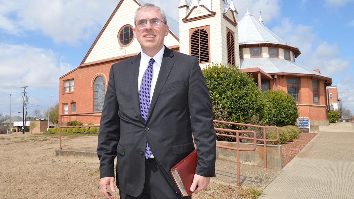 Pastor Bart Barber