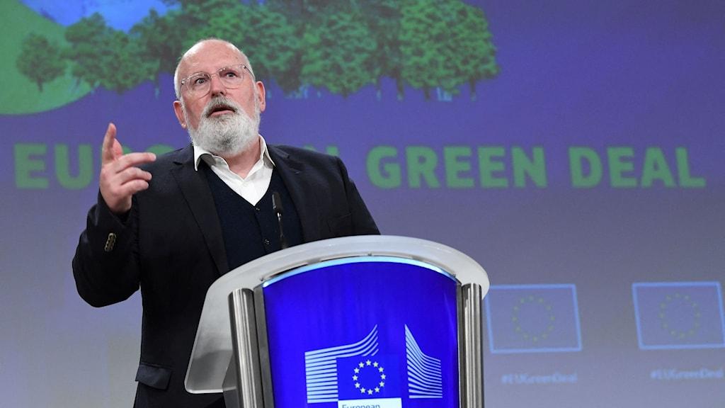 Enligt EU:s nya klimatpaket ska utsläppen av växthusgaser minska med minst 55 % redan 2030.