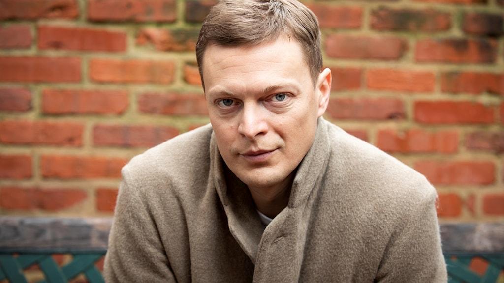 Journalisten och författaren Björn af Kleen.