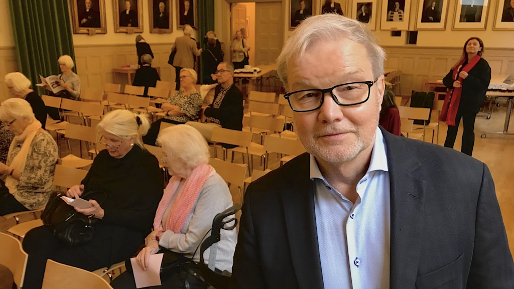 Ingmar Skoog, professor i psykiatri och föreståndare för centrum för åldrande och hälsa vid Göteborgs universitet