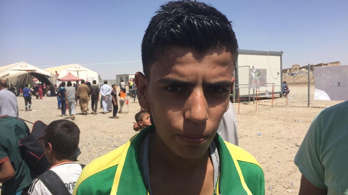 pojke från Mosul