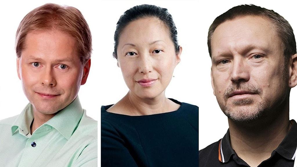 Anders Lindberg, Tove Lifvendahl, Erik Helmerson