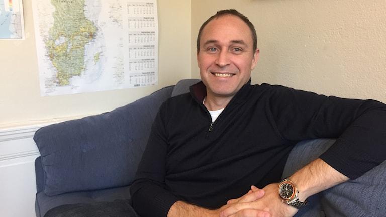 Richard Granberg, affärsansvarig för I-ShopMall.