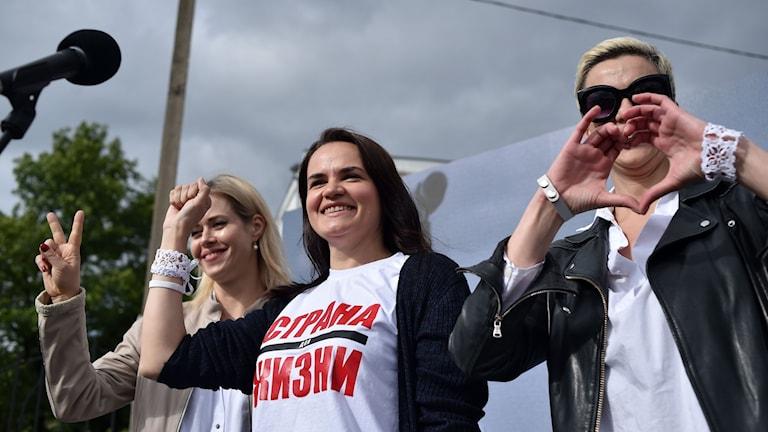 Presidentkandidater i Belarus