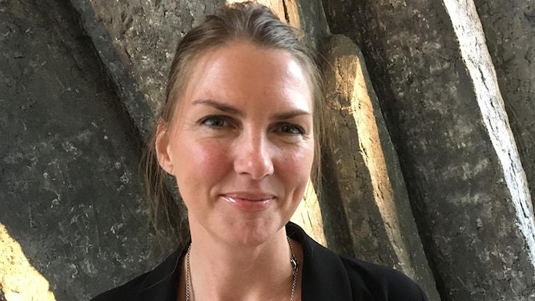 Bibi Rydbacken, marknadschef på Svenska Möten