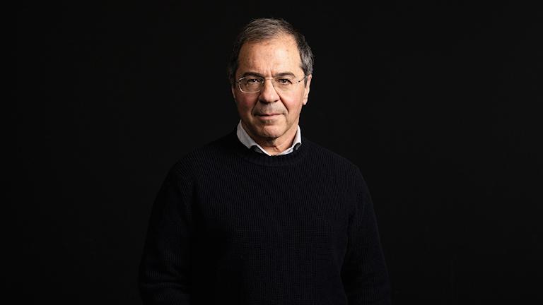 Göran Rosenberg. Foto: Mattias Ahlm/SR