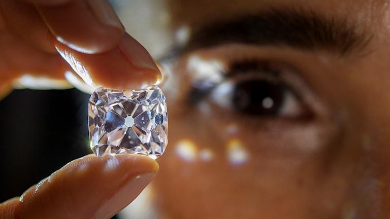 Diamant, le grand mazarin