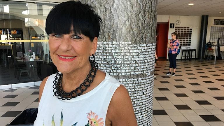 Lena Lindström, stad- och landsbygdsutvecklare Örnsköldsvik.