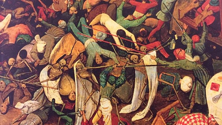 Beskuren bild från boken Att döda en människa.