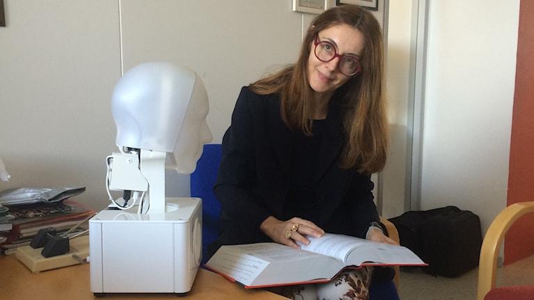 Danica Kragic, professor i datologi vid KTH