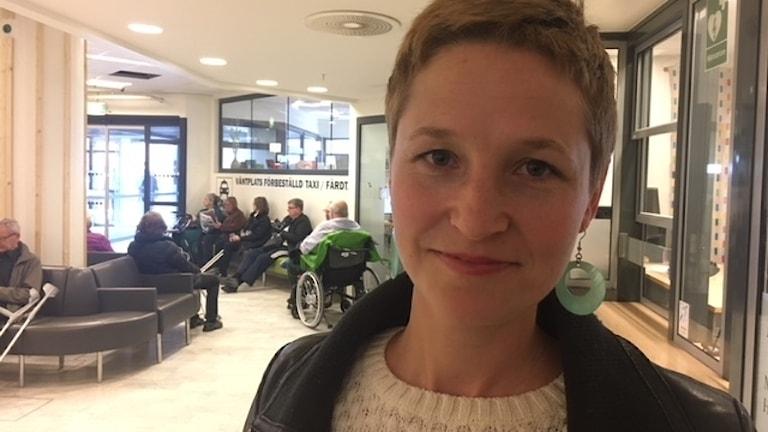 Sara Heyman, medicinjournalist och sjuksköterska