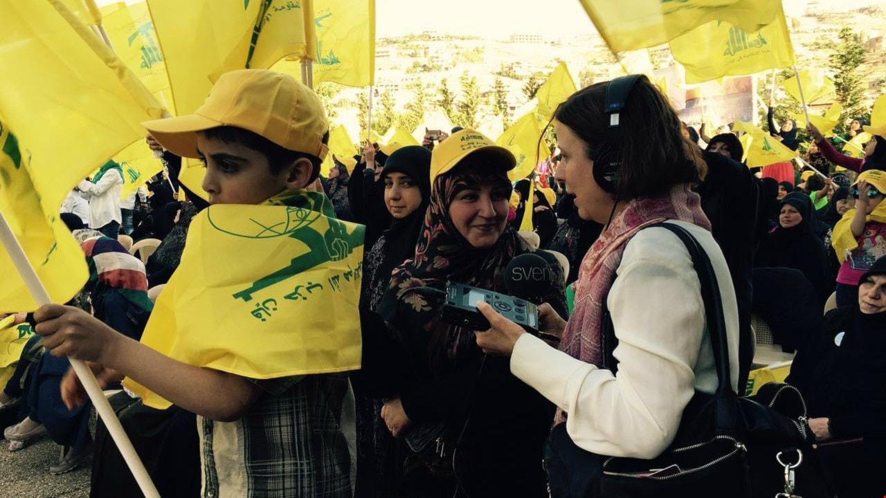 Hizbollah strider i irak