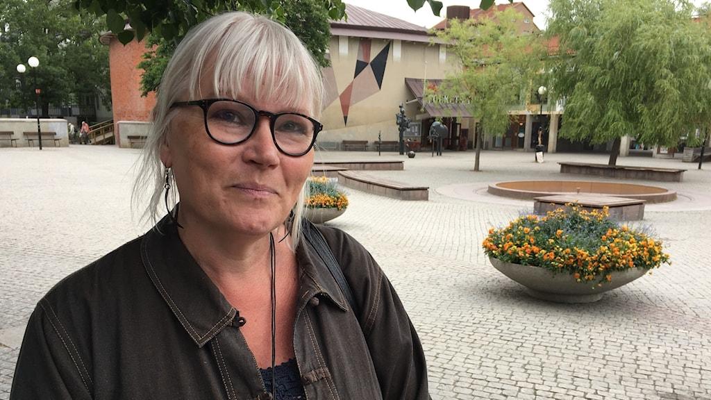 Anna-Lena Lodenius, författare och journalist
