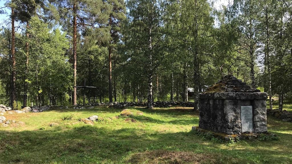 samisk gravplats