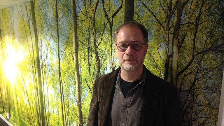 Hans Landeström psykolog med inriktning på ekopsykologi.