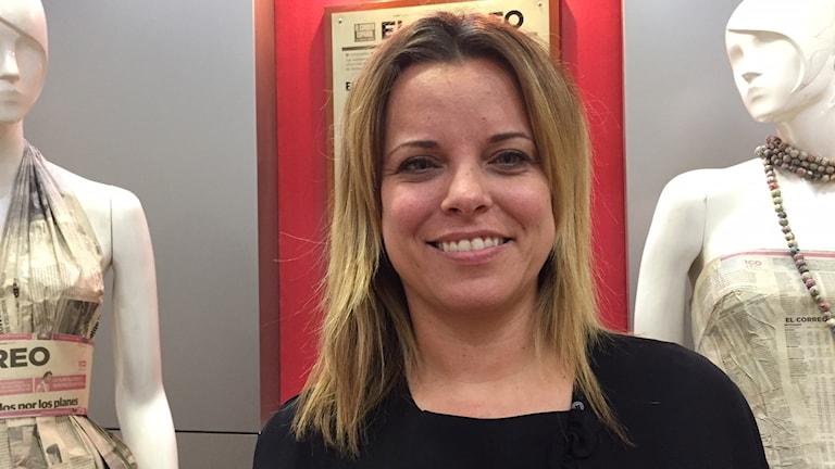 Olatz Barriuso är politisk redaktör på El Correo