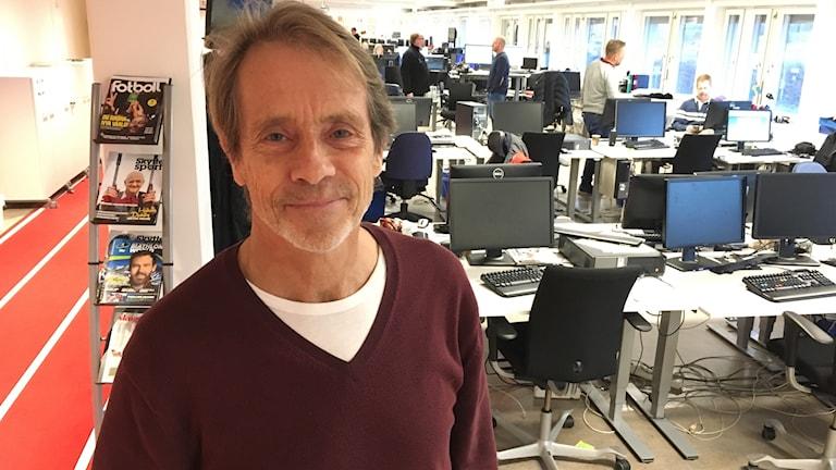 Jacob Hård, TV-sporten