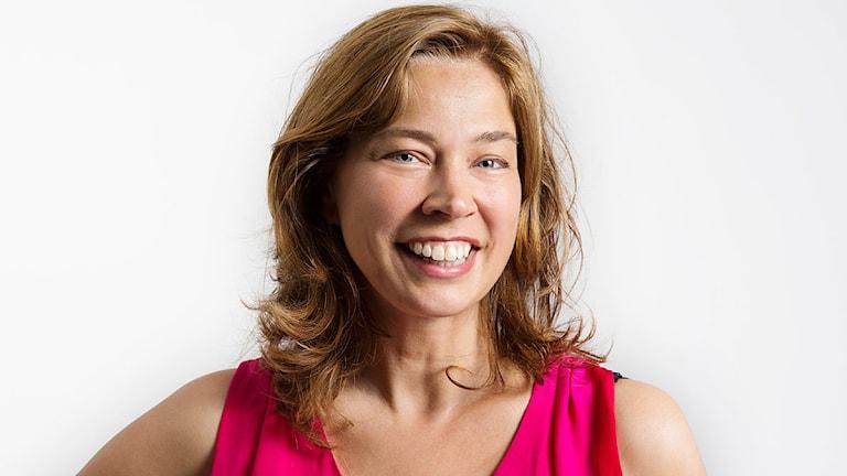 Marie Lundström. Foto: Martina Holmberg/Sveriges Radio.