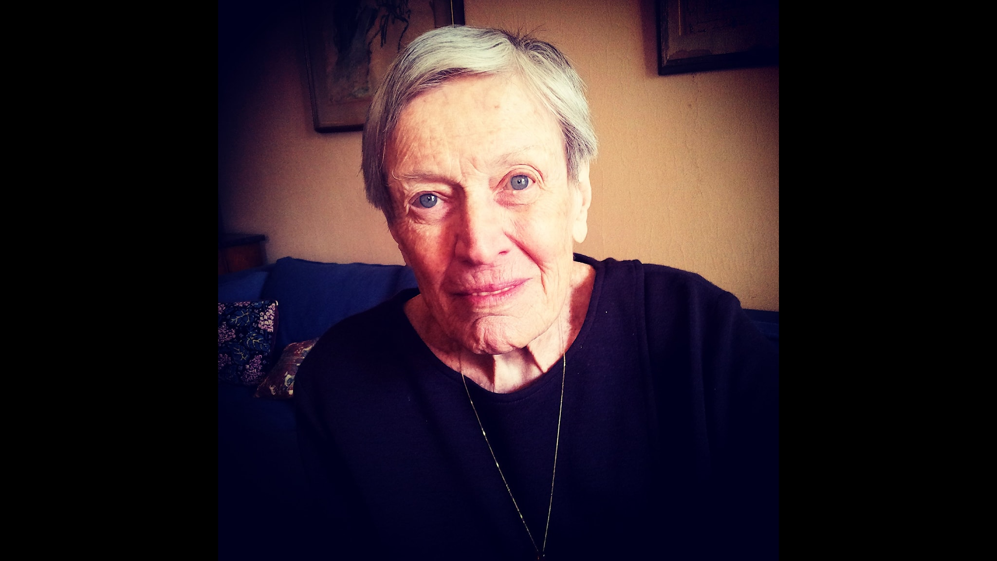 Paula Fox. Foto: Marie Lundström.