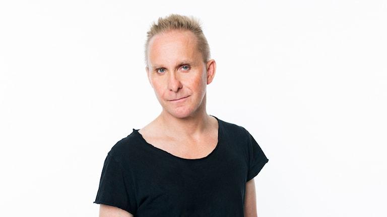 Ulph Nyström. Foto: Mattias Ahlm / Sveriges Radio