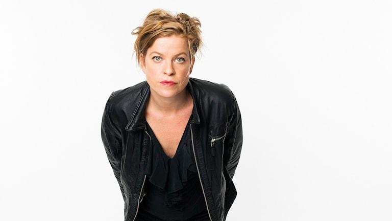 Jenny Teleman Foto: Mattias Ahlm / Sveriges Radio