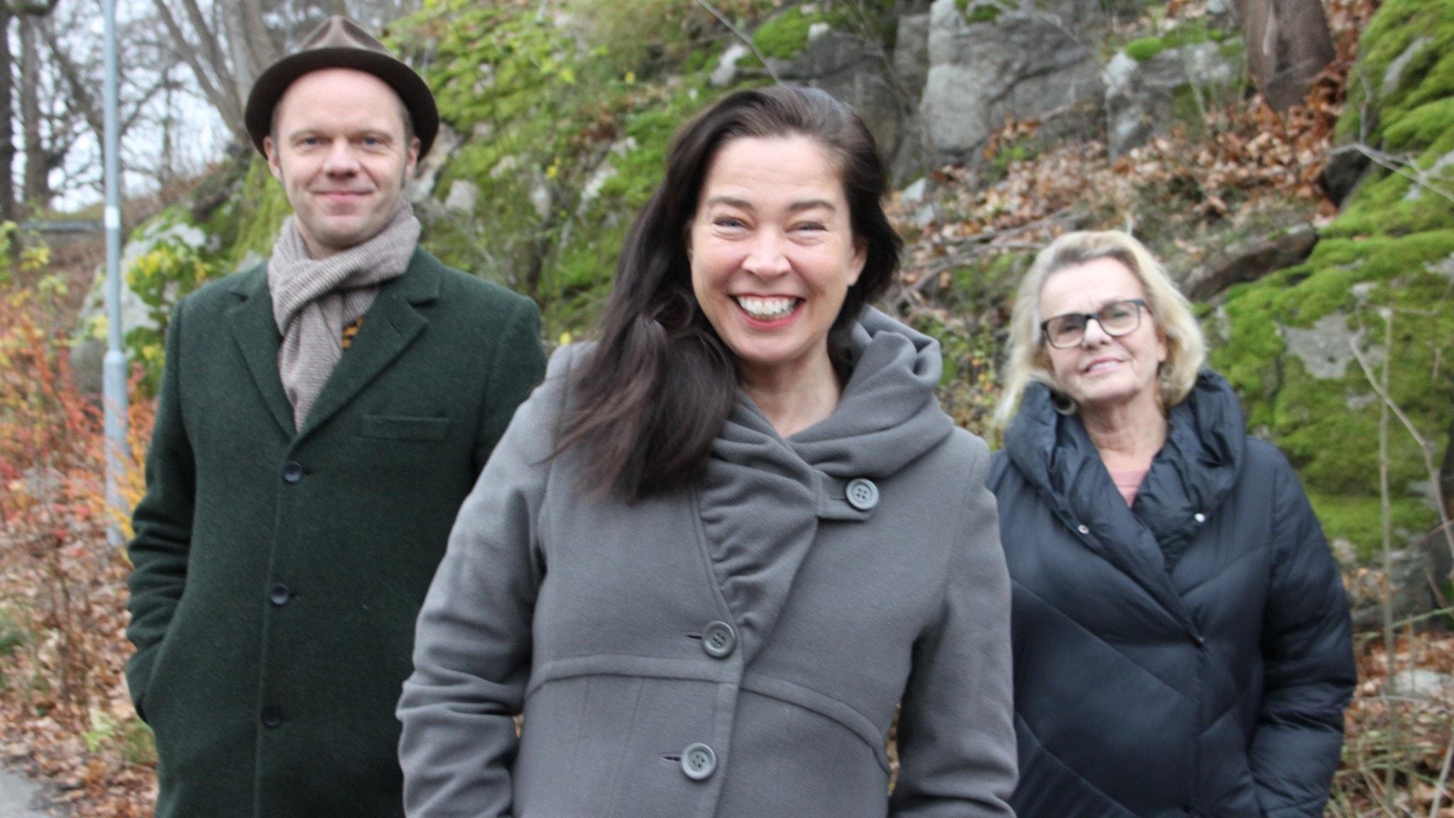 Häng med från början i bokcirkeln om Händelser vid vatten av Kerstin Ekman med Marie Göranzon och Olof Wretling