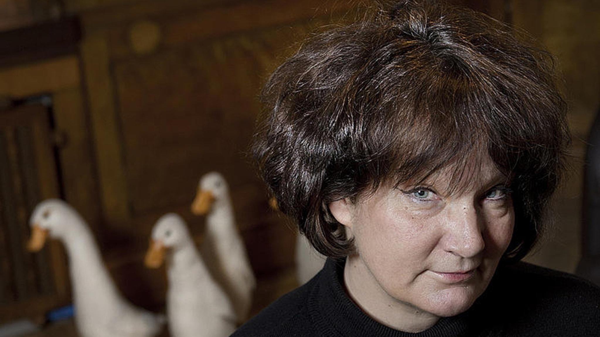 Lundströms Bokradio special: Monika Fagerholms värld