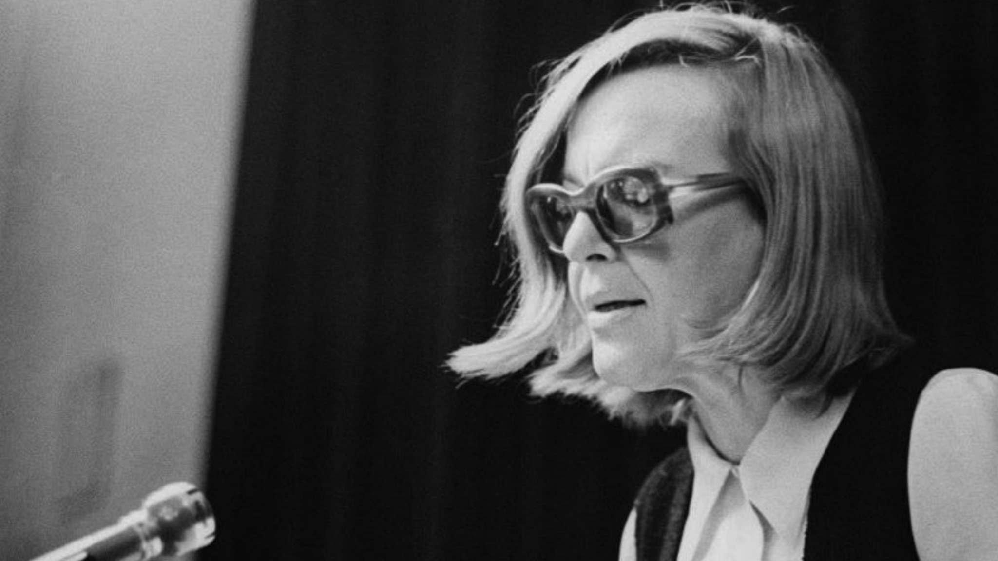 Lundströms Bokradio special: Ingeborg Bachmann – litterär ikon