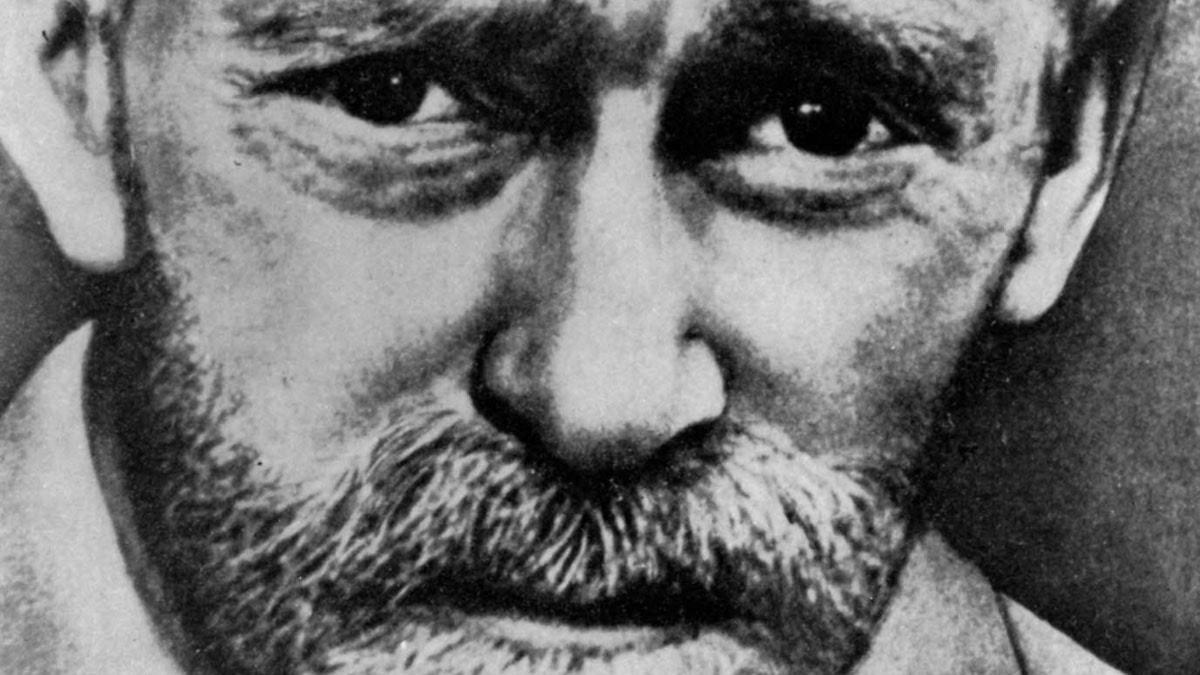 Janusz Korczak, 1878-1942. Foto: SVT Bild
