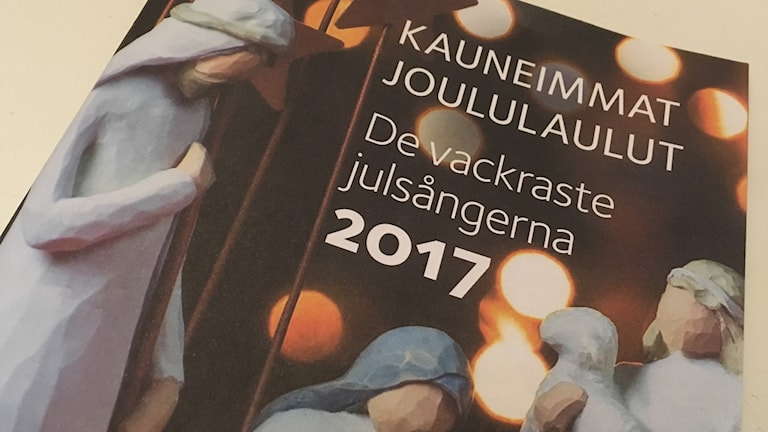 Kauneimmat joululaulut- vihko 2017
