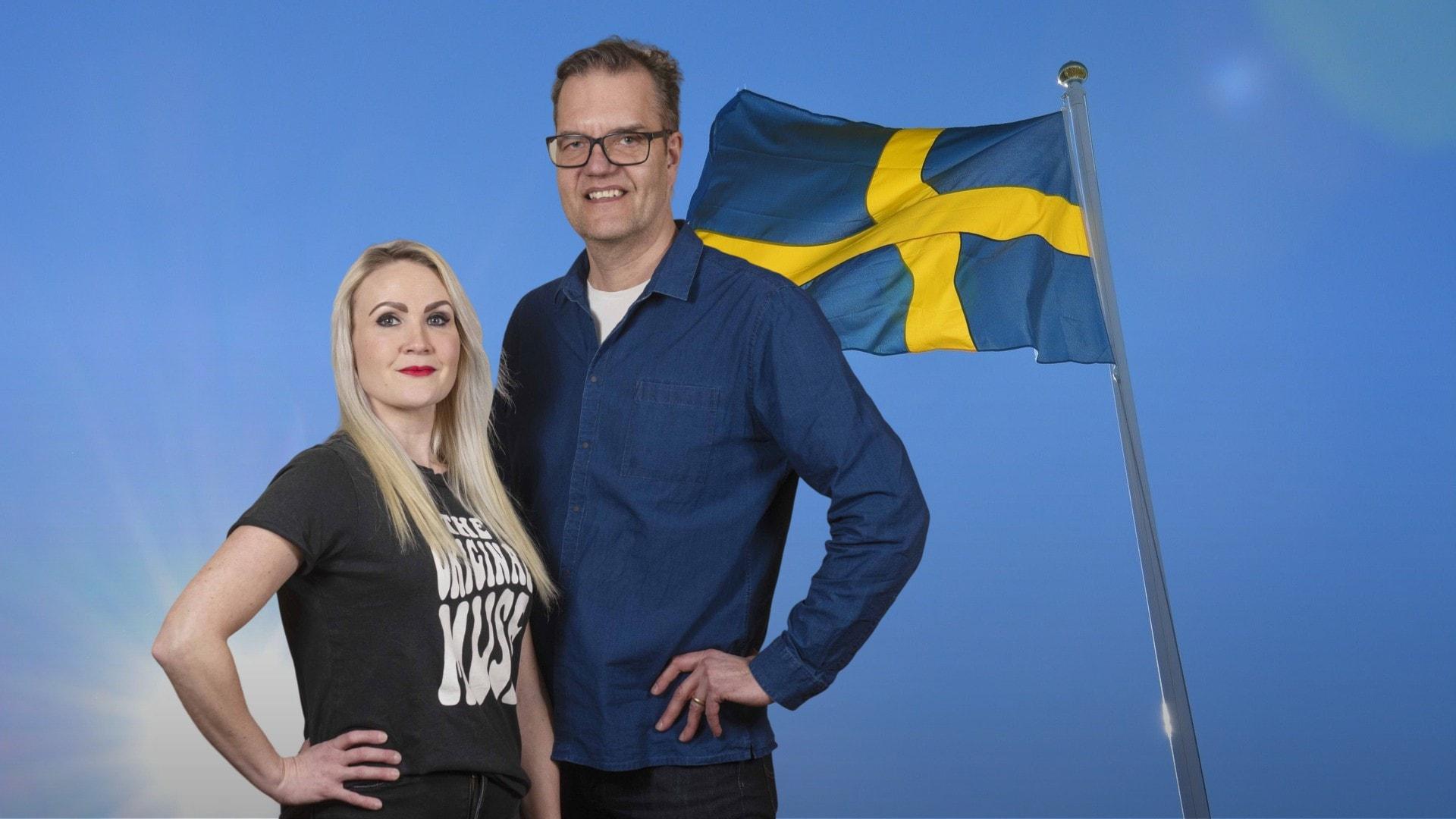 Fiiraatko kansallispäivänä ruotsalaisuutta?