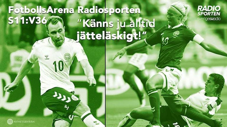 Danmarks herrar är på väg mot strjek, och damerna spelar en avgörande kvalmatch.