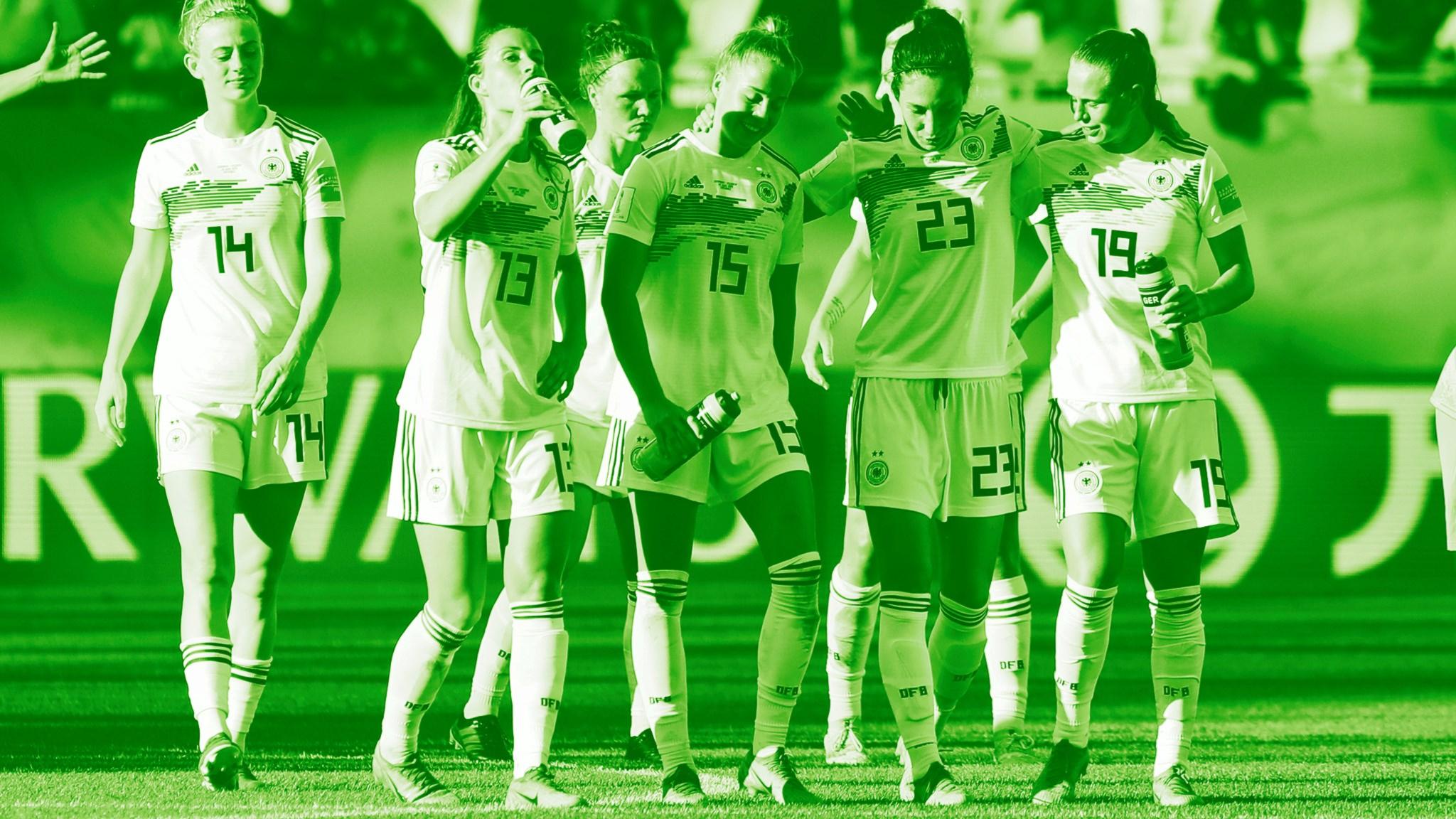 VM-special: Statistiken där Tyskland är sämst i VM